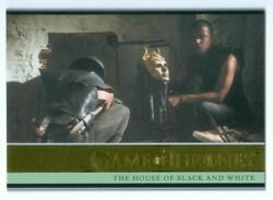 GREY WORM quot;GOLD BASE CARD #05 150quot; GAME OF THRONES SEASON 5 $7.99