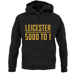 Leicester Odds Unisex Hoodie - FC - Foxes - Football - Premiership - LCFC