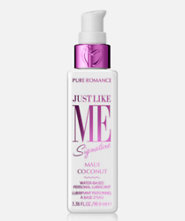 Pure Romance Just Like Me Lubricant ORIGINAL Maui Coconut NEW! *FREE SHIPPING*