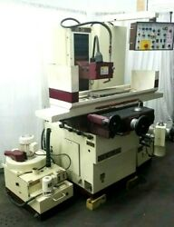Chevalier Automatic 3 Axis  8 x 18 Surface Grinder Hydraulic  Watch Video!