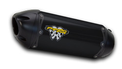 TWO BROS CYCLONE SERIES SLIP ON EXHAUST YAMAHA R6 2006-2019