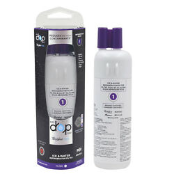 Whirlpool EDR1RXD1 W10295370A Every Drop Refrigerator Water Filter 1