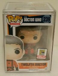 Funko POP! TWELFTH DOCTOR WHO IN SPACE SUIT 2015 SDCC CONVENTION EXCL Only 1008
