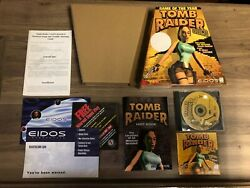 Tomb Raider Gold for PC [Trapezoid Big Box][Complete][Collector's Condition]