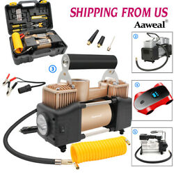 HEAVY DUTY 12V Portable 150PSI Car Air Compressor Tire Inflator Auto Tyre Pump $23.99