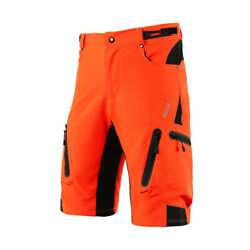 ARSUXEO Men#x27;s Outdoor Sports Cycling Shorts MTB Downhill Mountain Bike Bicycle $24.99