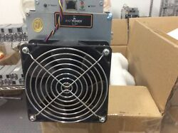 Antminer L3+ 504MHs Litecoin Miner In Hand- US Seller - Fast Shipping