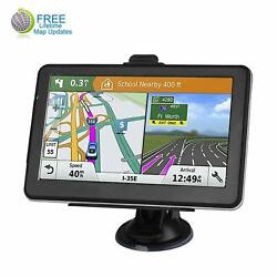 7'' GPS Navigation for Car Truck GPS Tracking device 8GB+256MB UPS FAST SHIP