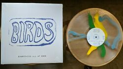 BIRDS ‎– Everything All At Once *VINYL* PEACOCK STRIPES 75 greenway records