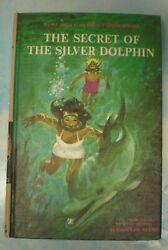 Dana Girls The Secret of the Silver Dolphin #27 HBPC NICE