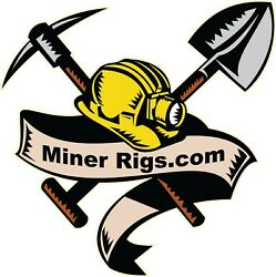 Premium Domain Name:  Crypto & Mining www.minerrigs.com Registered Go Daddy