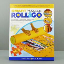 EuroGraphics Smart Puzzle Roll & Go Jigsaw Puzzle Mat (fits up to 2000 Pieces)