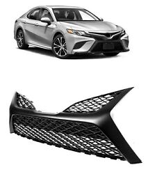 For 2018 2019 Toyota Camry Front Bumper Lower Grille SE XSE Grill Replacement