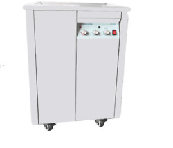 40 gallons industry Ultrasonic cleaner with timer and heated jewelry instrument