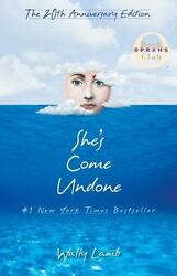 She's Come Undone by Wally Lamb (1996 Paperback)