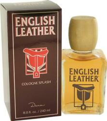 Dana English Leather Cologne 8 oz Splash