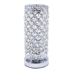 Crystal Table Lamp Nightstand Decorative Room Desk Lamp For Bedroom Lamp romanti