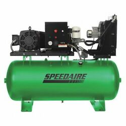 SPEEDAIRE 40HU66 Rotary Screw Air Compressor5 HP14.8A
