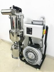 4KW Automatic Power Vacuum Suction Feeding Machine Material Conveying Feeder