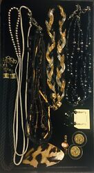GORGEOUS Vintage To Now HIGH FASHION JEWELRY LOT.