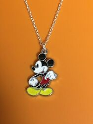 Mickey Mouse Charm Necklace PendantCharmFashionMickey MouseCuteClassic