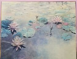 Tom Mallon Very Large Acrylic on Canvas 4ft X 5ft HUGE