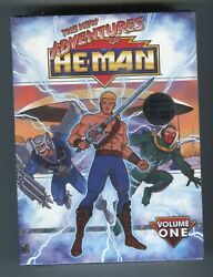New Adventures of He-Man * Vol. 1 * DVD  6-Disc Set * Box Set * Brand New
