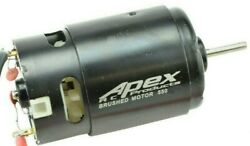 Apex RC Products 12T Turn 550 Brushed Electric Motor #9740 $15.99