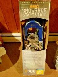 TUBBS SNOWSHOE STARTER KItS SOJOURN 25 Mens amp; Womens Pair Pre Owned Used ONCE $225.00