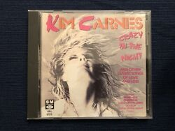 Crazy in the Night: Songs Of Love And Loss by Kim Carnes (CD 1990 EMI-Capitol)
