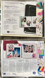 Creative Memories Snap Pack Disney Friends or Magic Of Disney Complete Kits