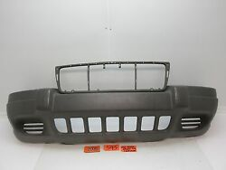 FRONT BUMPER COVER 99-03 JEEP GRAND CHEROKEE NO FOG LIGHTS TEXTURED OEM OE
