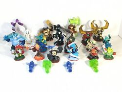 Trap Team Lot Skylander Great Lot With Rare Knigh Light And Knight Mare