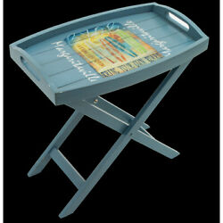 Folding Butler Table - Bring Your Own Board