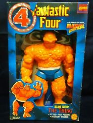 Marvel Fantastic Four Deluxe Edition The Thing 10