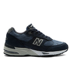 M991NVB New Balance Men's Lifestyle Classics M991 991 Navy Made in England