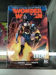 Wonder Woman: Rebirth Deluxe Edition Hardcover Graphic Novel Vol. 3