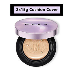 [Lowest Price] HERA UV Mist Cushion Cover 15g x 2 set  Ship From US