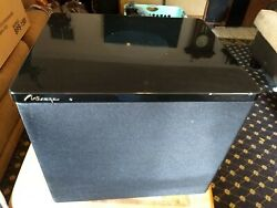 Mirage BiPolar Powered Subwoofer Model BPS-150i with original Box. Great Sound!
