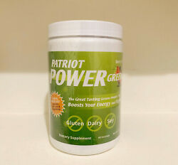 Patriot Power Greens Berry Flavor 11.43 oz - 60 Servings - New Sealed SALE PRICE