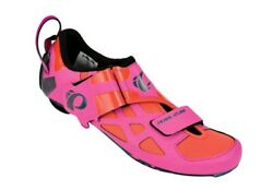 Pearl Izumi Tri Fly V Carbon Women#x27;s Cycling Shoes Pink Size 36 $35.00