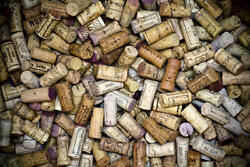 100 Used Wine Corks Recycled Used Upcycled Great Crafting Condition