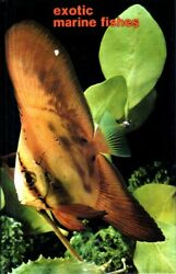 Exotic Marine Fishes  Axelrod &  Emmens 1985 Hardcover Aquarist Bible Saltwater $29.89