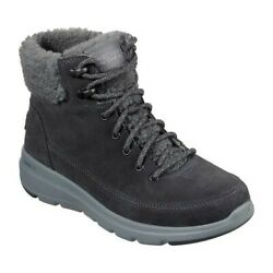 Skechers Women's   On the GO Glacial Ultra Woodlands Bootie