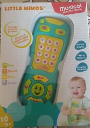 New 213487 Baby Toy Remote Controller 18 mos $12.99
