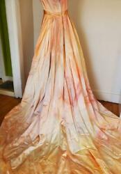 NEW Watters Wedding Dress Gown Bohemian ivory pink blush champange ivory white