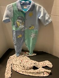 BABY 3 6 Months Bright Future Disney One Piece Dalaimation Bee Star Lots X2 $11.00