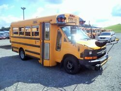 2007 CHEVROLET SHORT BUS