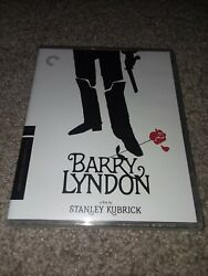 Barry Lyndon Criterion Collection (Blu-ray Stanley Kubrick 2-disc)