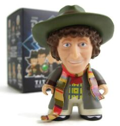 Titans DOCTOR WHO 50TH ANNIVERSARY SERIES - 4TH DOCTOR 140 CHASE Vinyl Figure